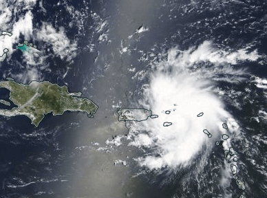 Hurrikan Dorian nimmt Kurs auf Florida