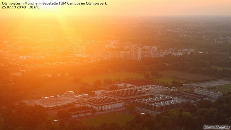 Webcam Olympiapark München @ https://www.foto-webcam.eu/webcam/tum-olympiapark