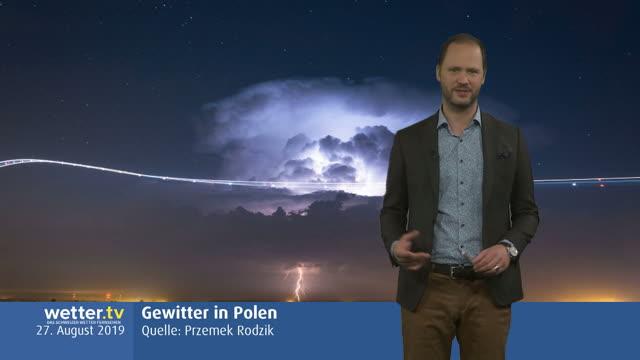 Wilde Wetter Welt 30. August 2019