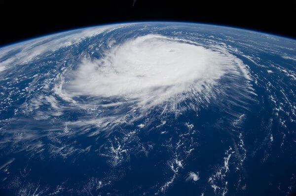 Hurrikan auf dem Atlantik @pixabay.com