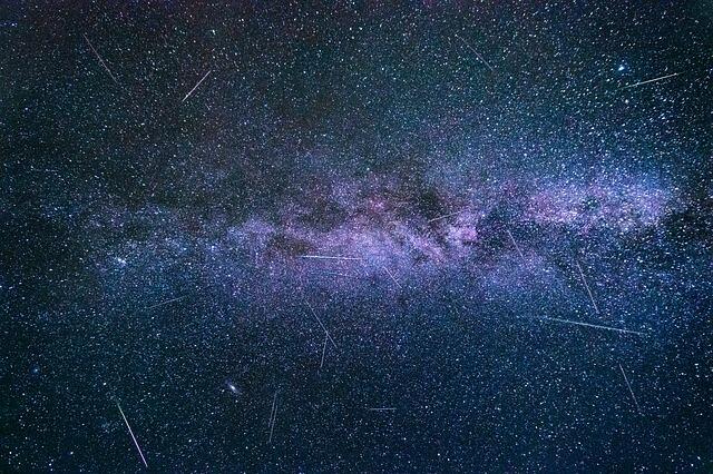 Die Perseiden versprechen ein nächtliches Himmelsspektakel.