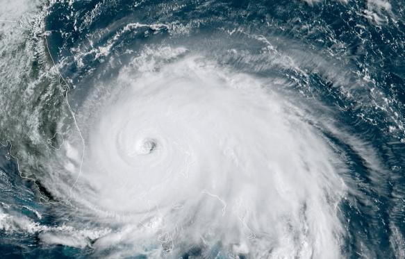 Hurrikan DORIAN @NOAA