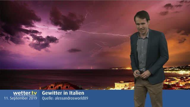 Wilde Wetter Welt 13. September 2019
