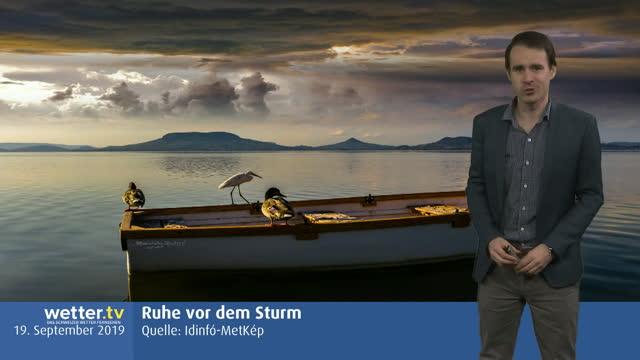 Wilde Wetter Welt 20. September 2019