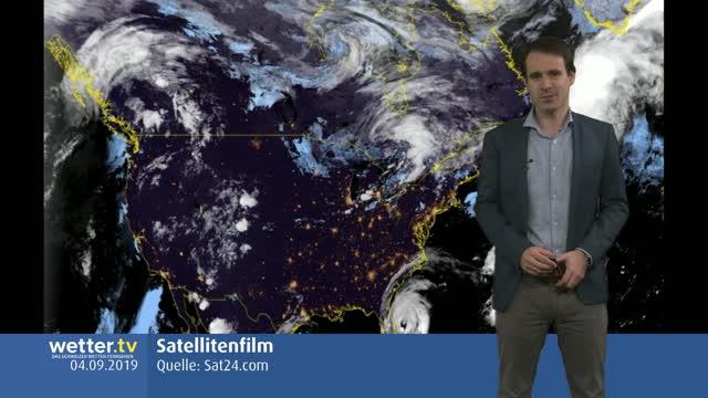 Wilde Wetter Welt 4. September