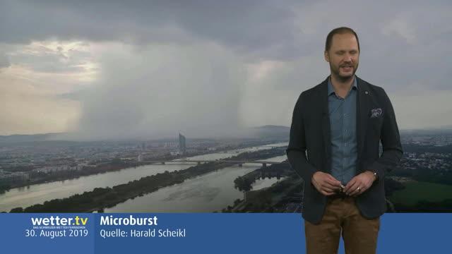 Wilde Wetter Welt 2. September 2019