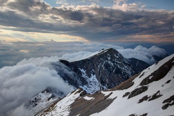 Bergwetter am Wochenende