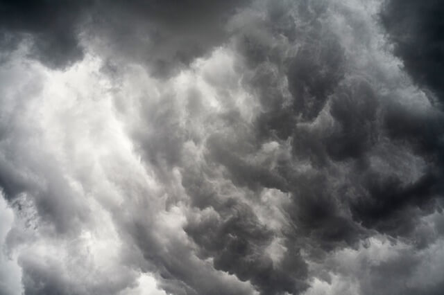 In den kommenden Tagen herrscht Unwettergefahr am Mittelmeer.