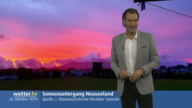 Wilde Wetter Welt 30. Oktober 2019