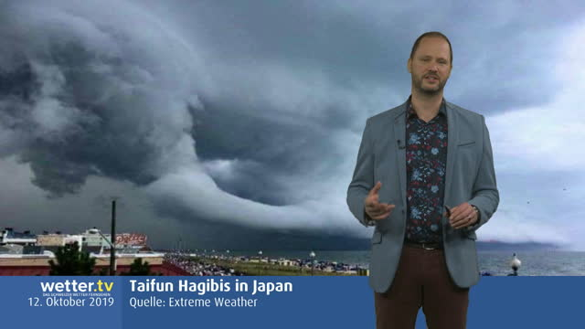 Wilde Wetter Welt 14. Oktober 2019