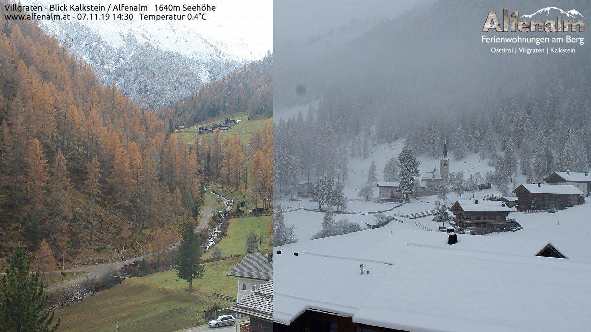 Quelle: foto-webcam.eu; Montage: UBIMET