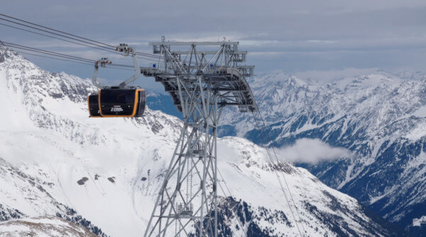 Temperaturrückgang: Etwas Schnee an Alpennordseite