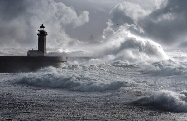 Stürmische Zeiten in Westeuropa