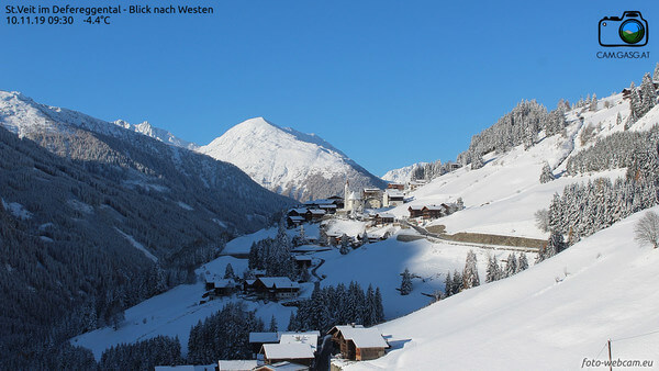 Webcam St. Veit im Defreggental, Osttirol @ https://www.foto-webcam.eu/
