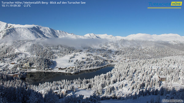Webcam Turracher Höhe, Kärnten @ https://www.foto-webcam.eu/