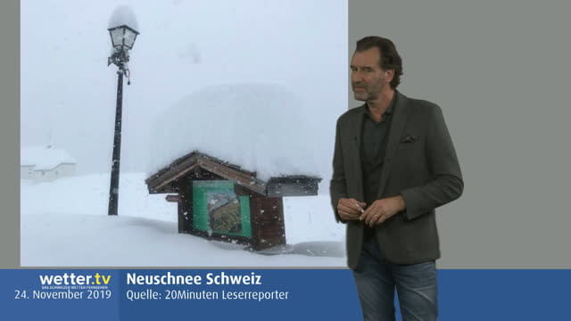 Wilde Wetter Welt 25. November 2019