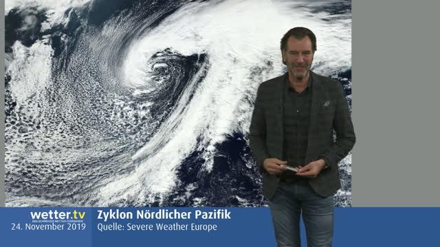 Wilde Wetter Welt 27. November 2019