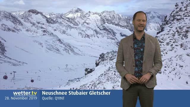 Wilde Wetter Welt 29. November 2019