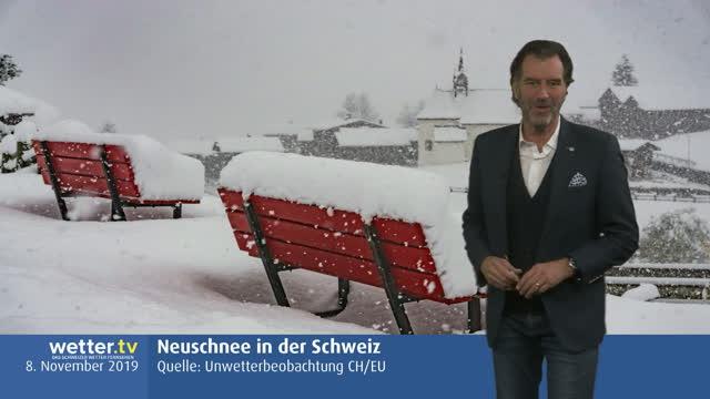 Wilde Wetter Welt 11. November 2019