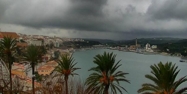 Webcambild von Mallorca @ http://sunshine-bar.net