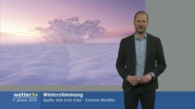 Wilde Wetter Welt 10. Januar 2020