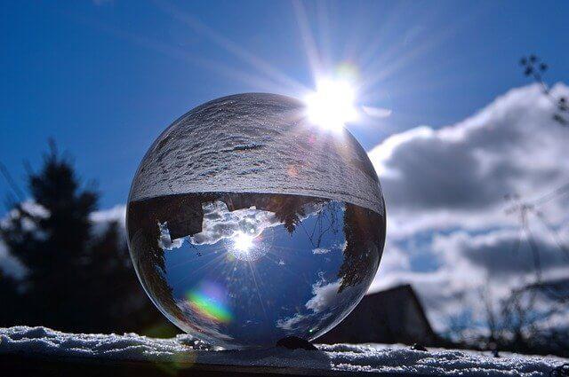 Die Sonne ist ein Dauerbrenner im laufenden Jänner.