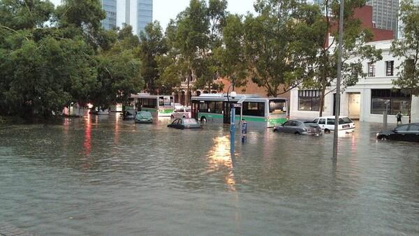 Überschwemmungen-in-Australien