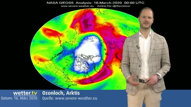 Wilde Wetter Welt 20. März 2020