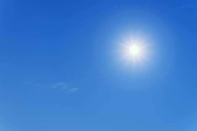 Sonnenscheindauer im April auf Rekordkurs