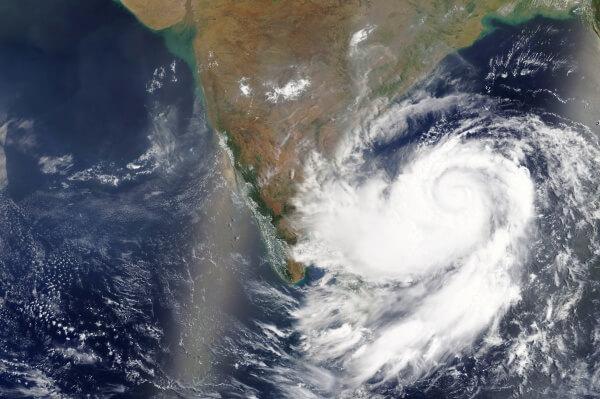 Zyklon Amphan bedroht Indien und Bangladesch