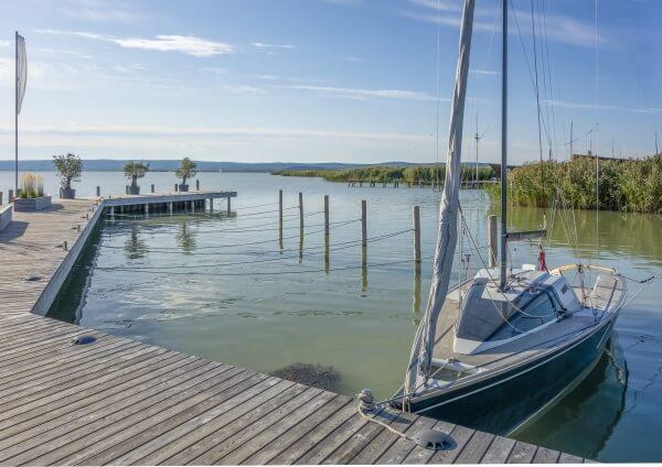 Neusiedler See leidet unter Trockenheit