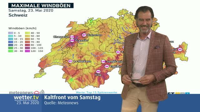 Wilde Wetter Welt 25. Mai 2020