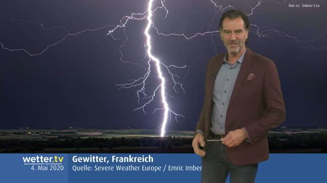 Wilde Wetter Welt 6. Mai 2020