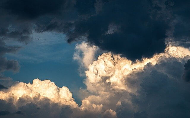 Kräftige Gewitter: Unwetterlage setzt sich fort