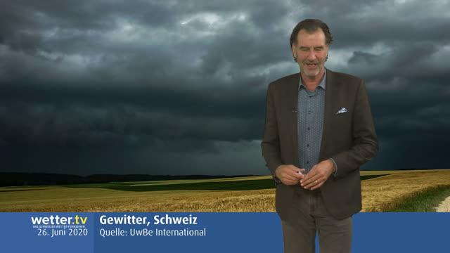 Wilde Wetter Welt 29. Juni 2020