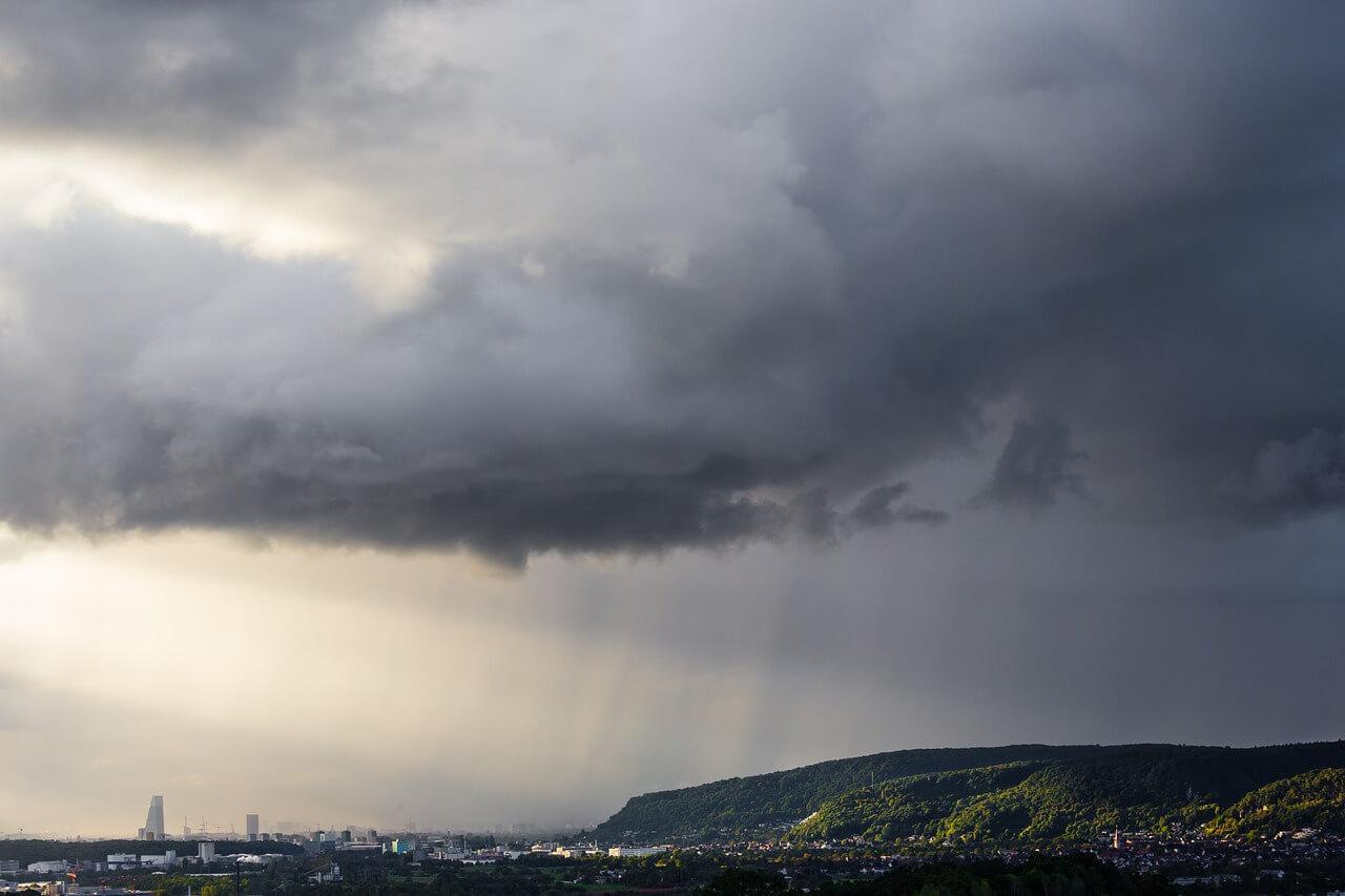 Regenschauer - pixabay.com