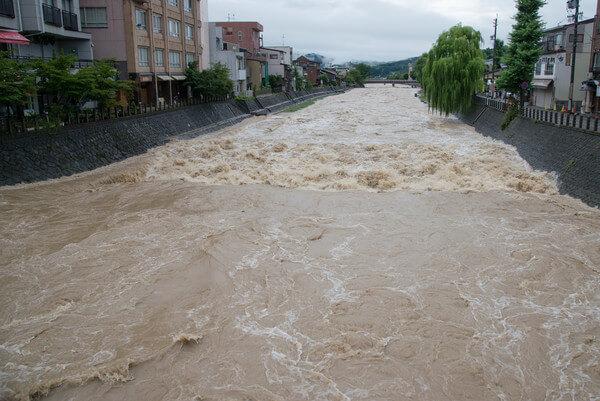 Japan: Enorme Regenfälle fordern Todesopfer