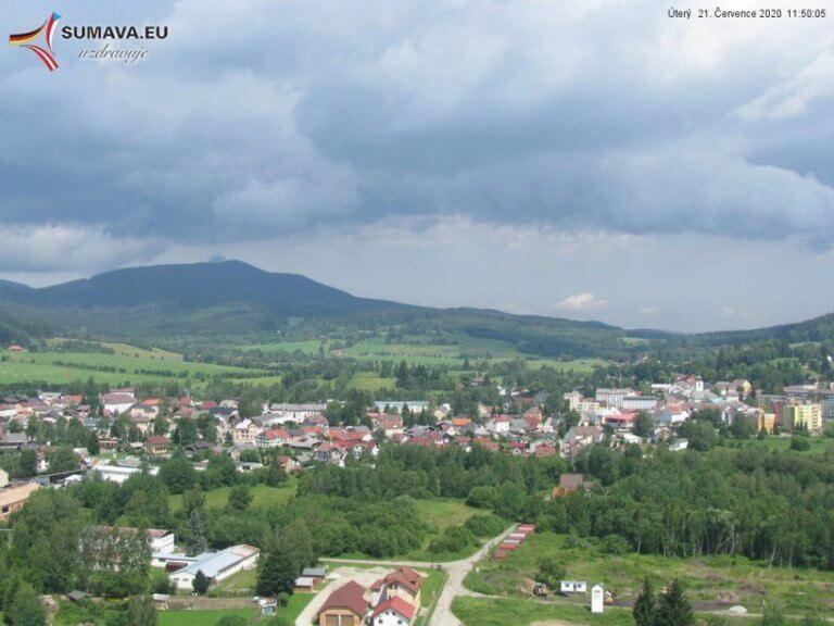 Webcam in Volary (Südböhmen, Tschechien) - CHMI http://portal.chmi.cz/files/portal/docs/meteo/kam/prohlizec.html?cam=volary