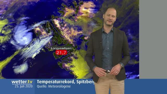 Wilde Wetter Welt 27. Juli 2020
