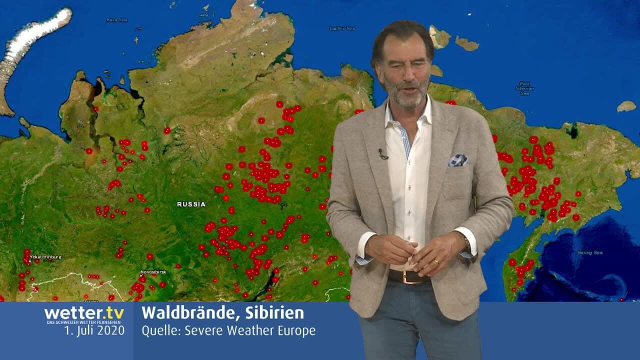 Wilde Wetter Welt 6. Juli 2020