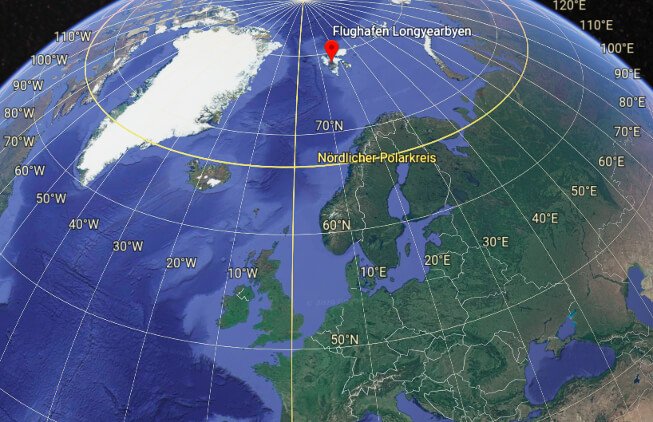 Arktische Wärme: Neuer Temperaturrekord auf Spitzbergen