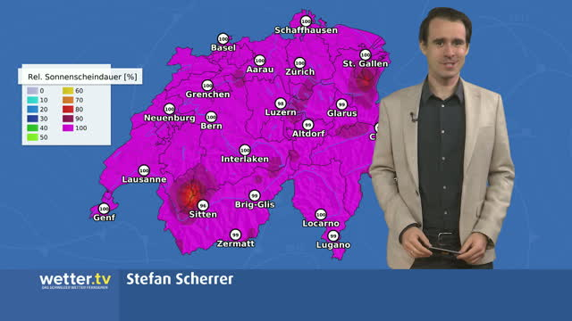 Wilde Wetter Welt 07. August 2020