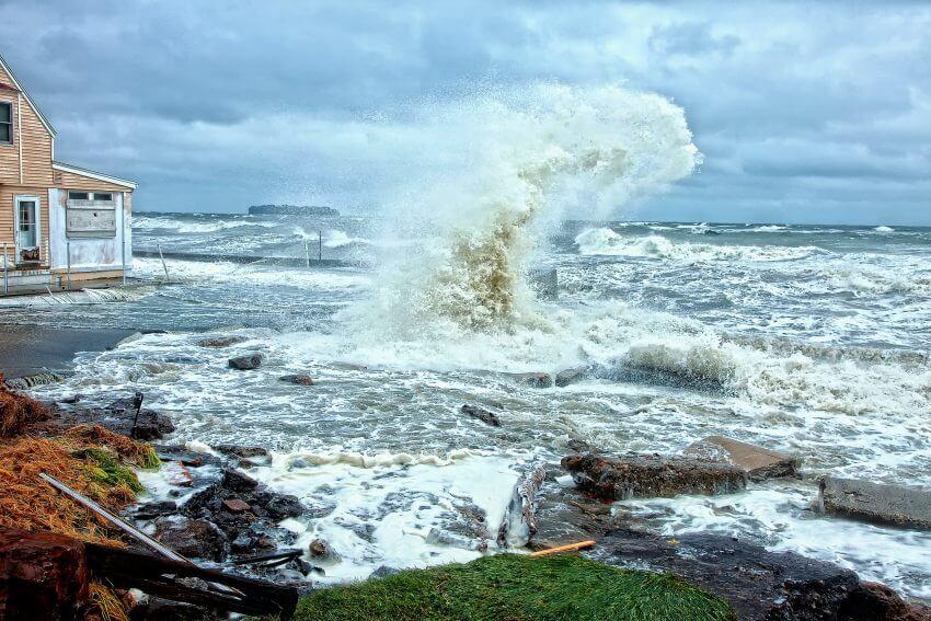Aktiver tropischer Atlantik: Hurrikans bedrohen Bermuda und US-Golfküste