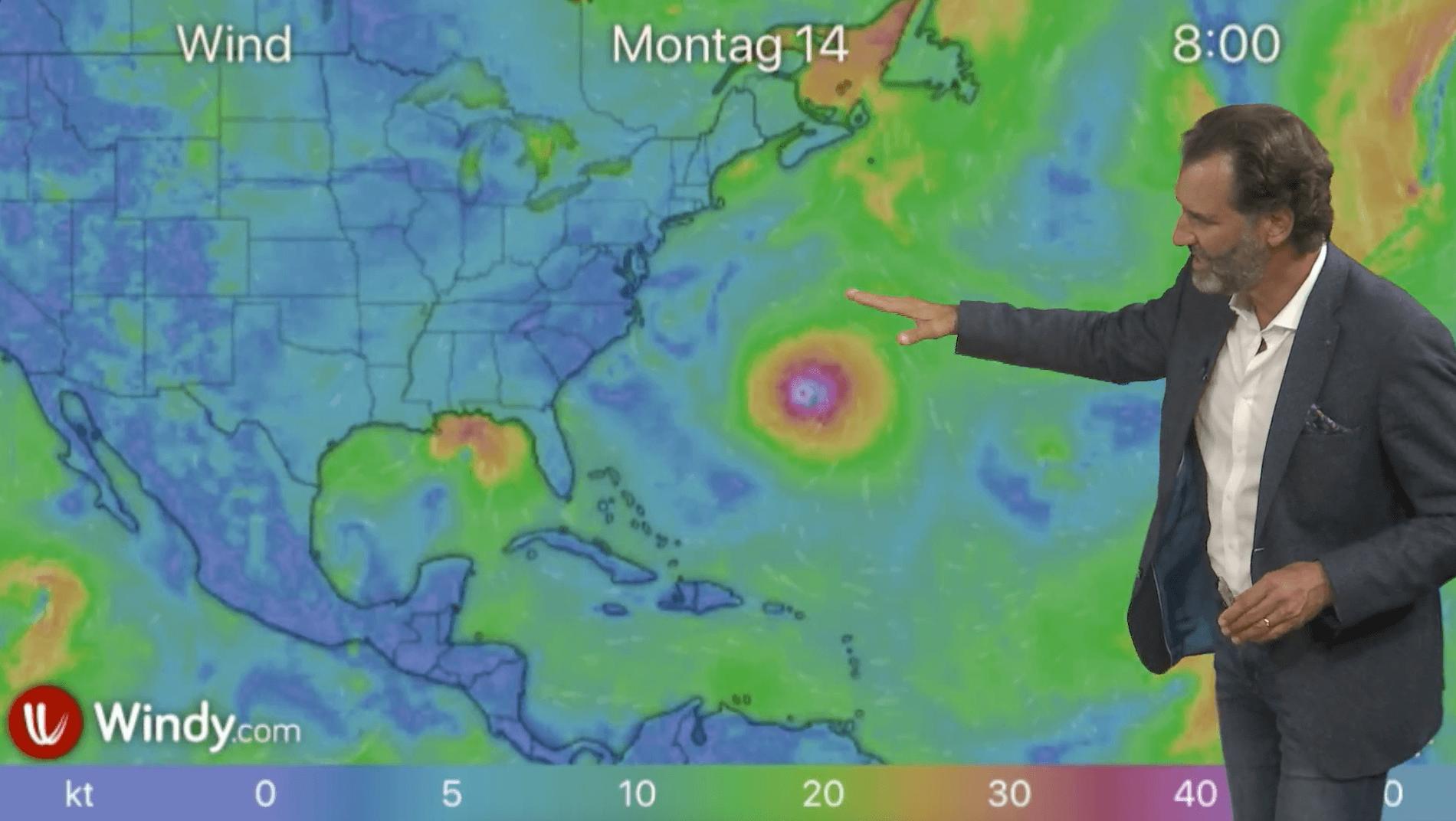 Wilde Wetter Welt 14. September 2020