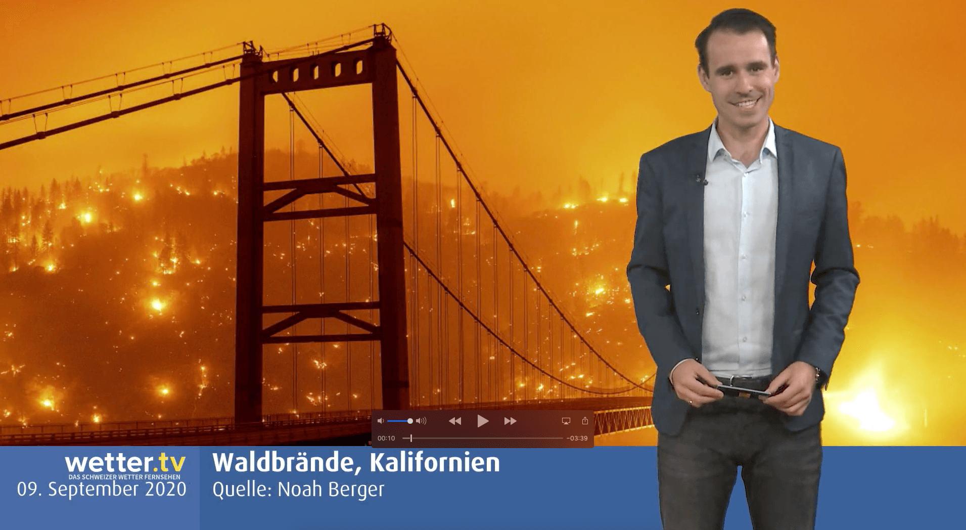 Wilde Wetter Welt 11. September 2020