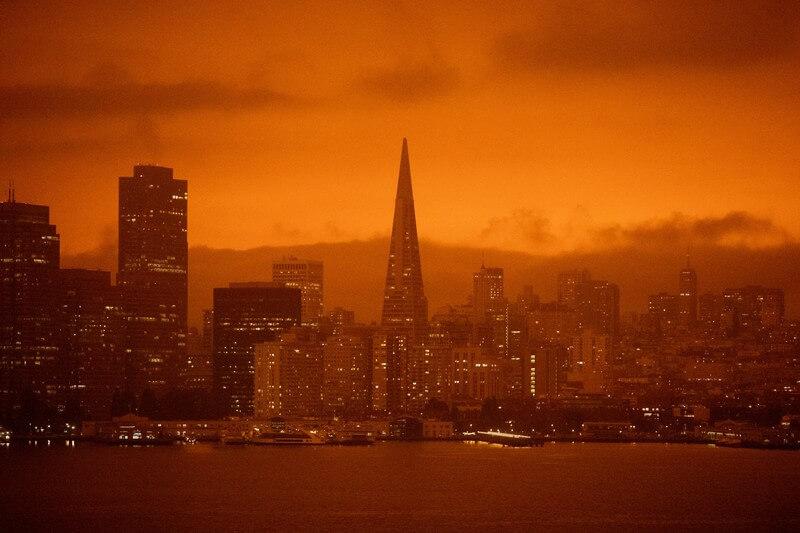 Massive Waldbrände in USA – Ruß erreicht auch Europa