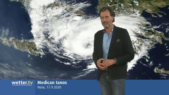 Wilde Wetter Welt 21. September 2020