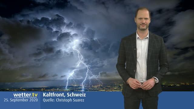 Wilde Wetter Welt 25. September 2020