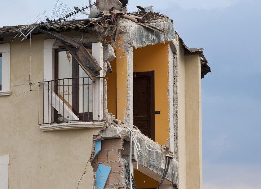Erdbeben - pixabay.com / Angelo_Giordano