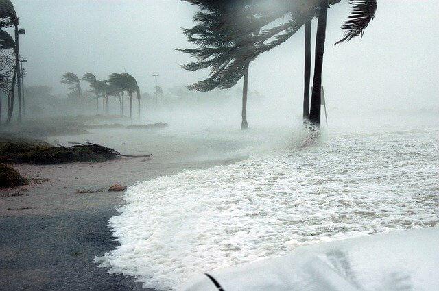 Hurrikan Delta bedroht Cancun und die USA